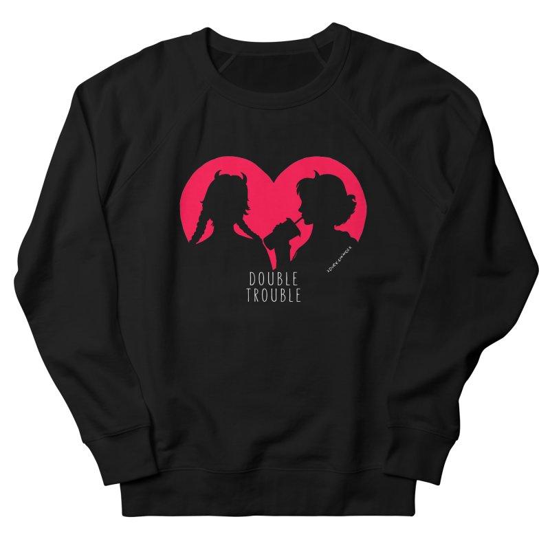 Double Trouble Women's Sweatshirt by DVRKSHINES SHIRTS