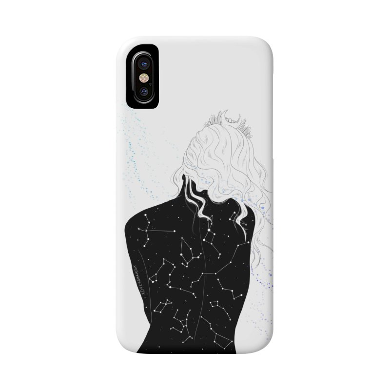 Galaxies In Me Accessories Phone Case by DVRKSHINES SHIRTS