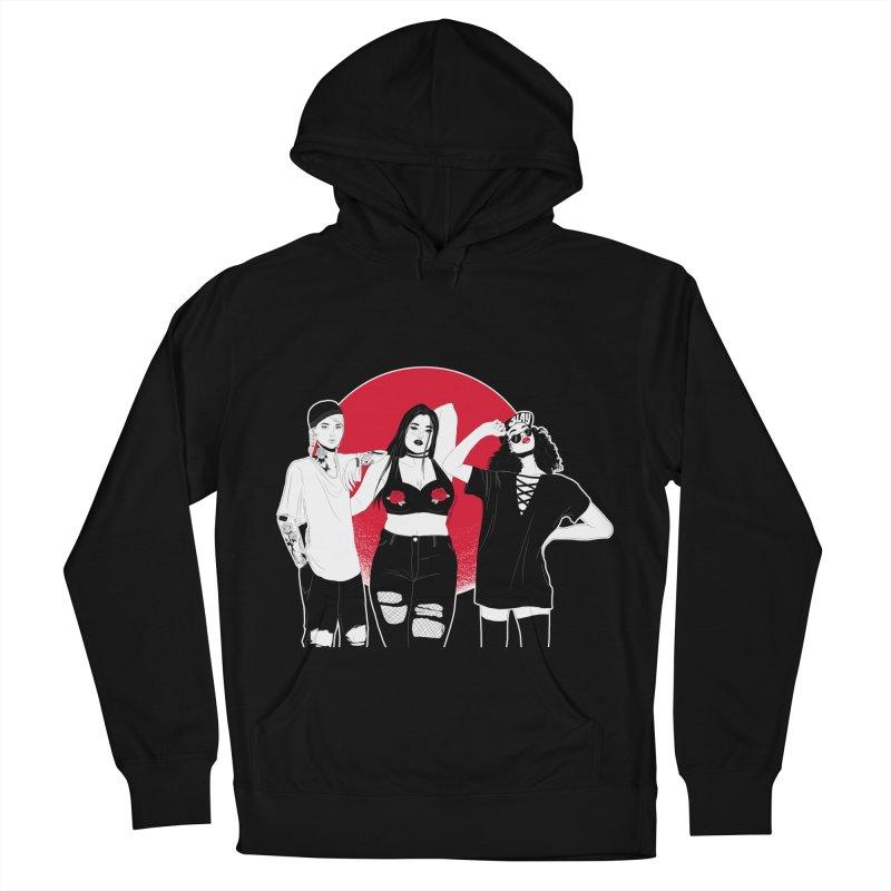 Girls Men's Pullover Hoody by DVRKSHINES SHIRTS