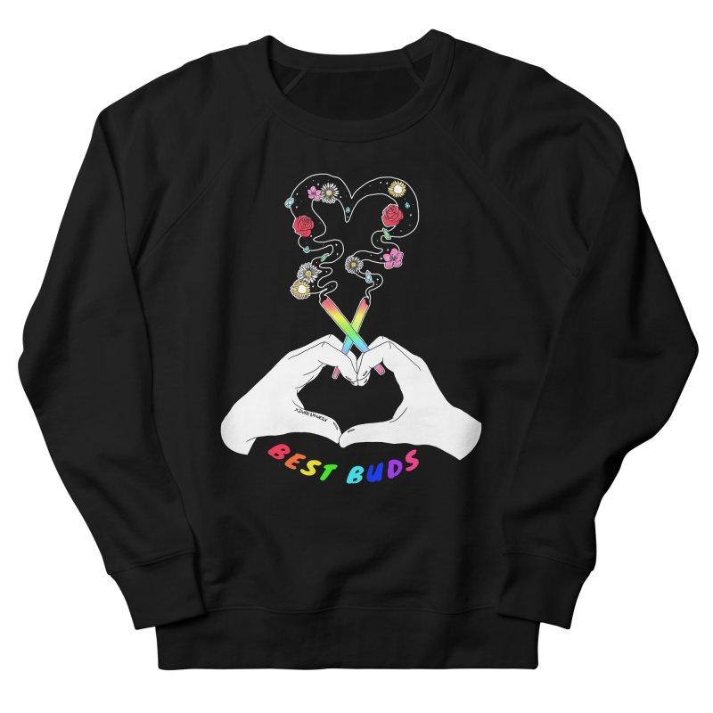 Best Buds Women's Sweatshirt by DVRKSHINES SHIRTS