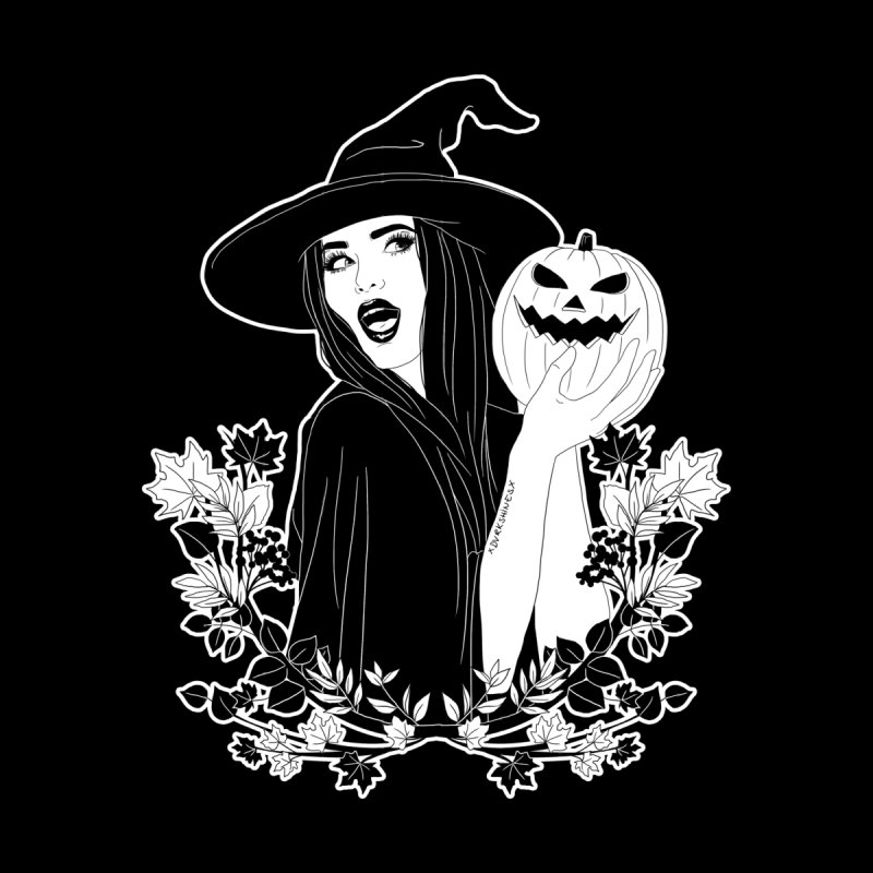 Witch by DVRKSHINES SHIRTS