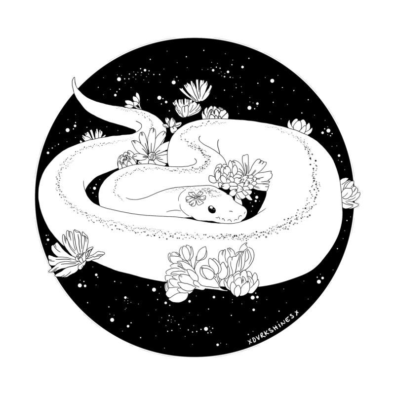 Flower Snake by DVRKSHINES SHIRTS