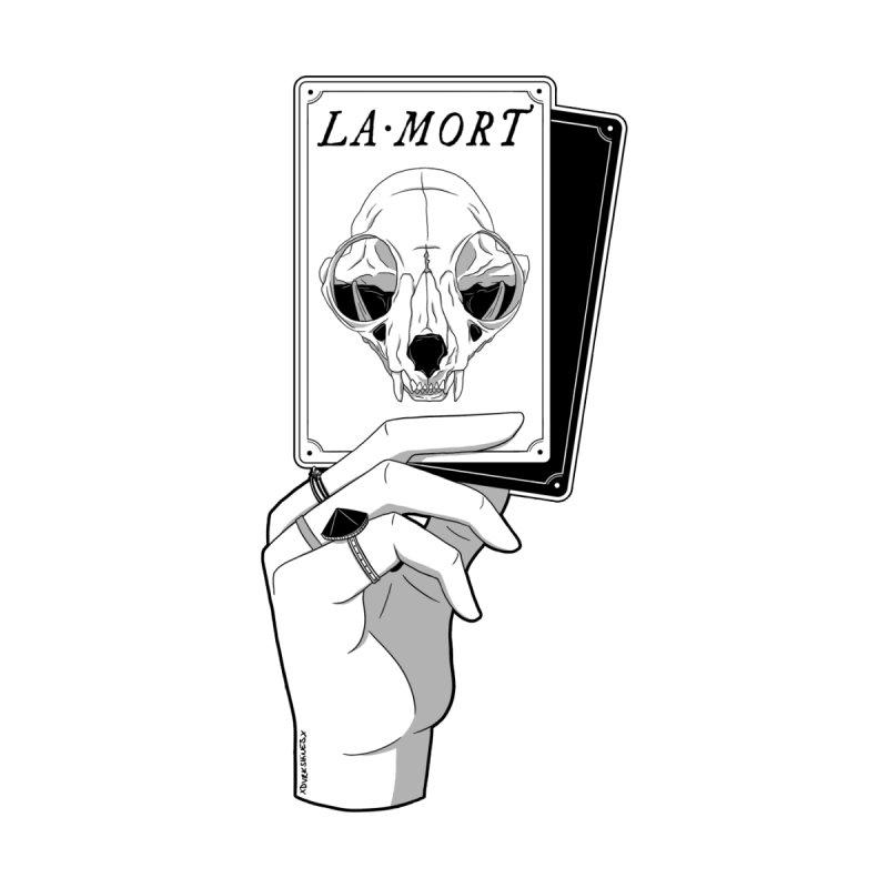 La Mort by DVRKSHINES SHIRTS