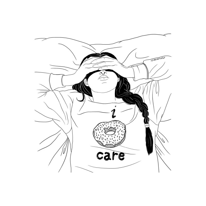 Donut Care by DVRKSHINES SHIRTS