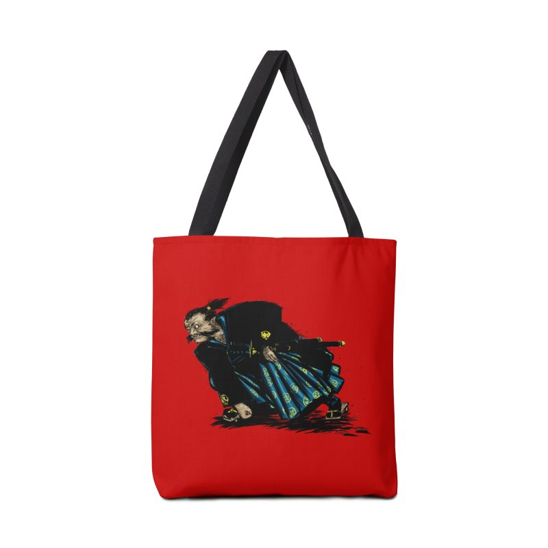 Oni Accessories Bag by Dwayne Clare's Artist Shop