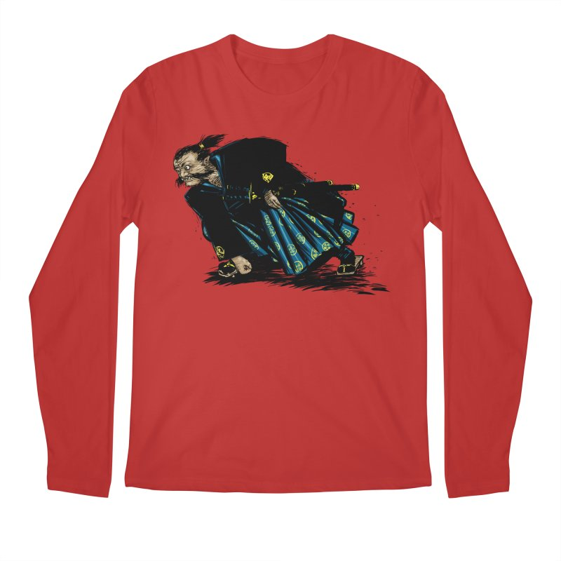 Oni Men's Regular Longsleeve T-Shirt by Dwayne Clare's Artist Shop