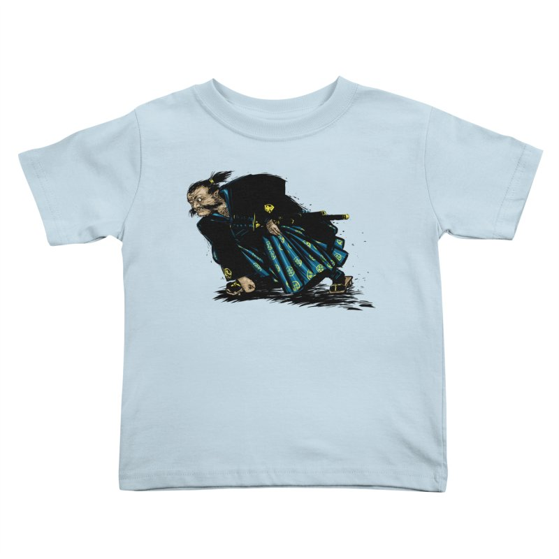 Oni Kids Toddler T-Shirt by Dwayne Clare's Artist Shop