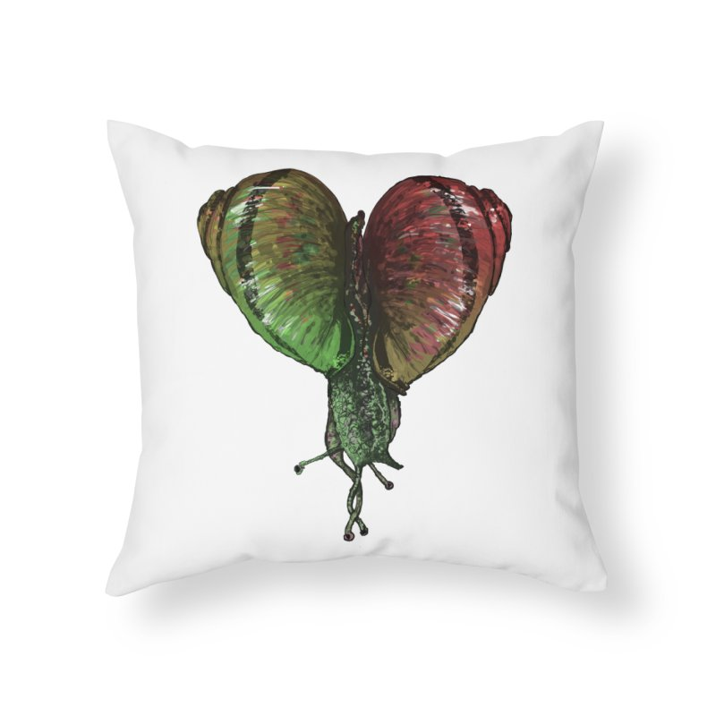 Turbo Love Home Throw Pillow by Dwayne Clare's Artist Shop