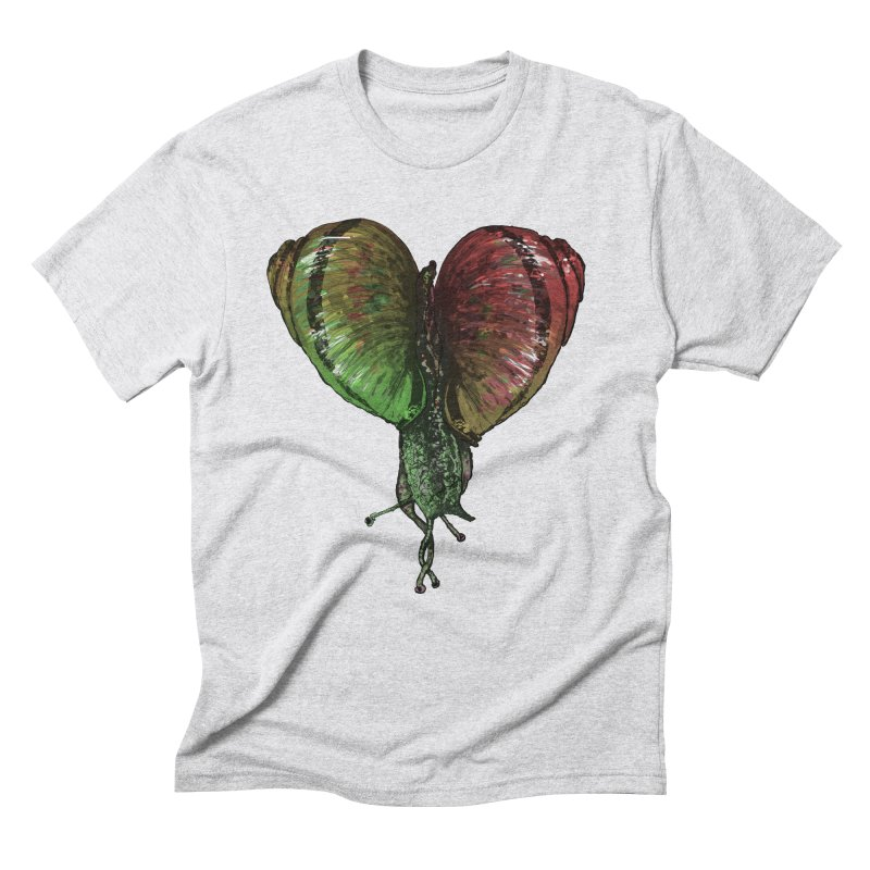 Turbo Love Men's Triblend T-Shirt by Dwayne Clare's Artist Shop