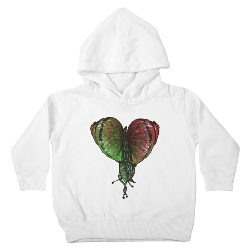 Turbo Love Kids Toddler Pullover Hoody by Dwayne Clare's Artist Shop