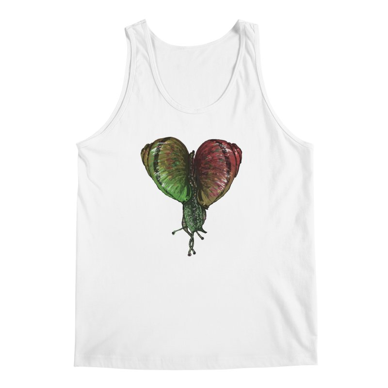 Turbo Love Men's Tank by Dwayne Clare's Artist Shop