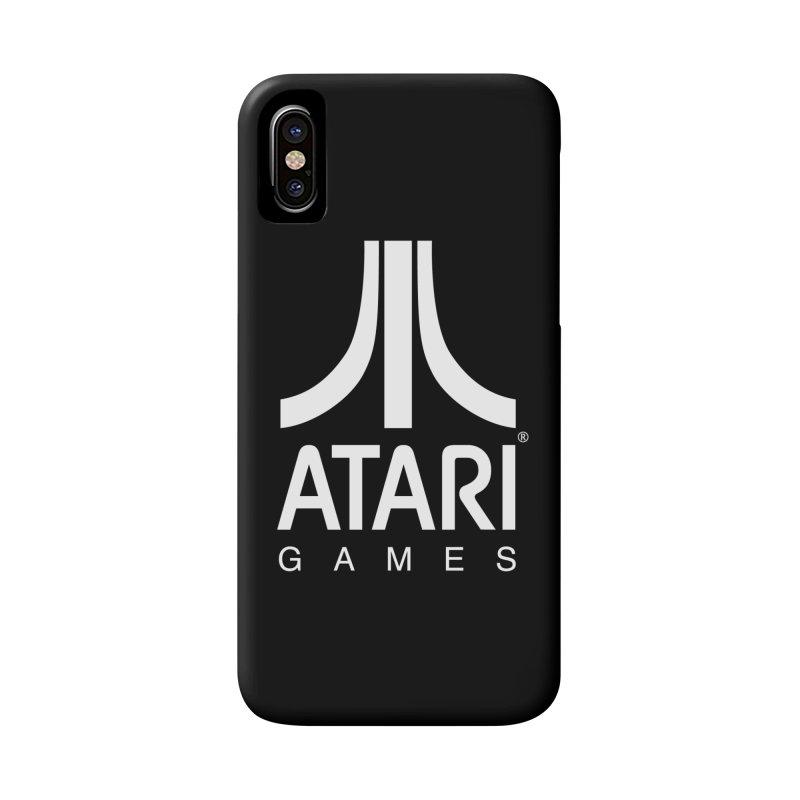 atari-test Accessories Phone Case by Dwayne Clare's Artist Shop