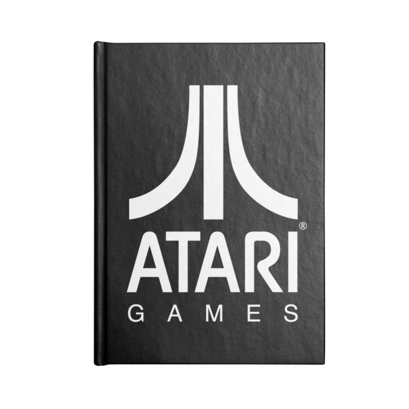 atari-test Accessories Notebook by Dwayne Clare's Artist Shop