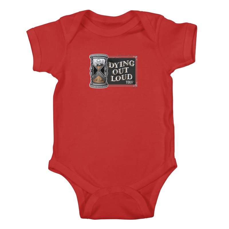 Dying Out Loud (Explicit) Kids Baby Bodysuit by Dying Out Loud Swag