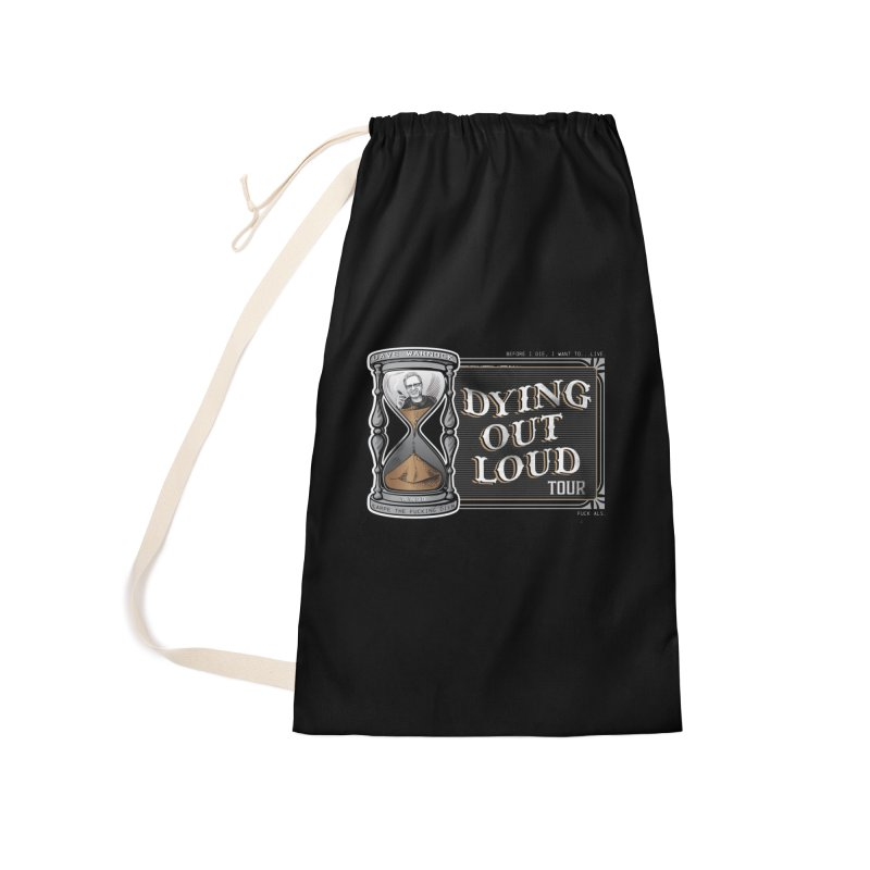 Dying Out Loud (Explicit) Accessories Laundry Bag Bag by Dying Out Loud Swag