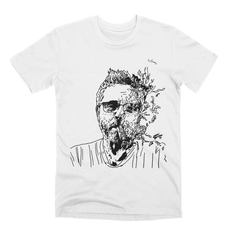 Life, Death, & Cigars (no text) Men's T-Shirt by Dying Out Loud Swag