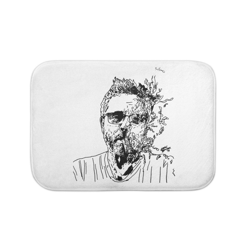 Life, Death, & Cigars (no text) Home Bath Mat by Dying Out Loud Swag