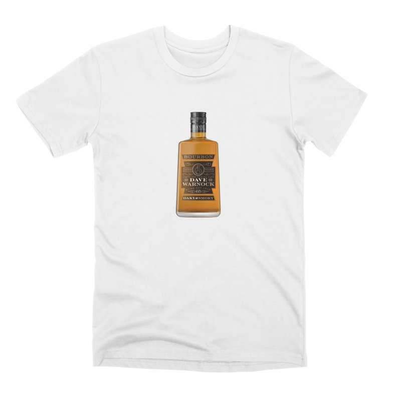 Dave Warnock Bourbon Men's T-Shirt by Dying Out Loud Swag