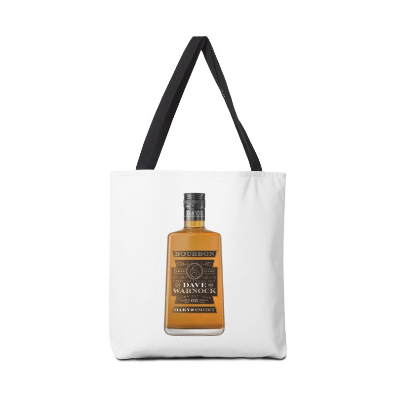 Dave Warnock Bourbon Accessories Bag by Dying Out Loud Swag