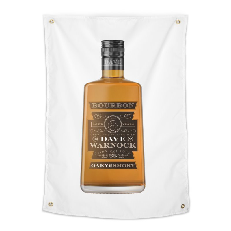 Dave Warnock Bourbon Home Tapestry by Dying Out Loud Swag