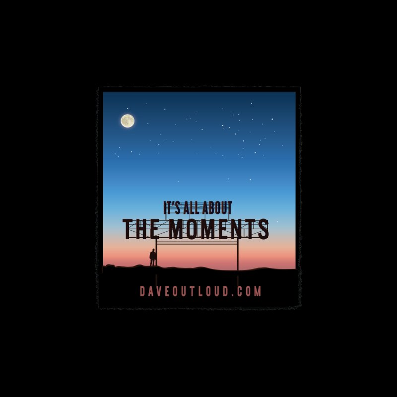 It's About the Moments Accessories Bag by Dying Out Loud Swag