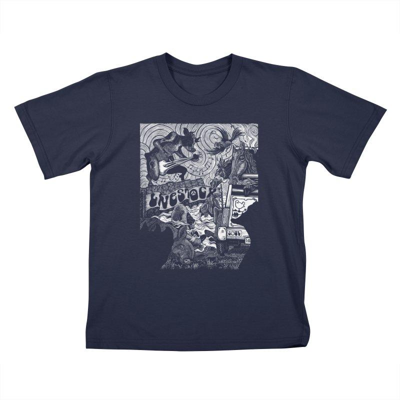 Livestock Kids T-shirt by Dylan Goldberger's Shop