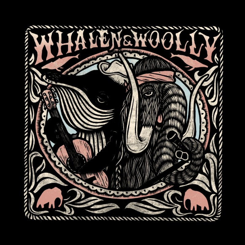 Whalen & Woolly by Dylan Goldberger's Shop