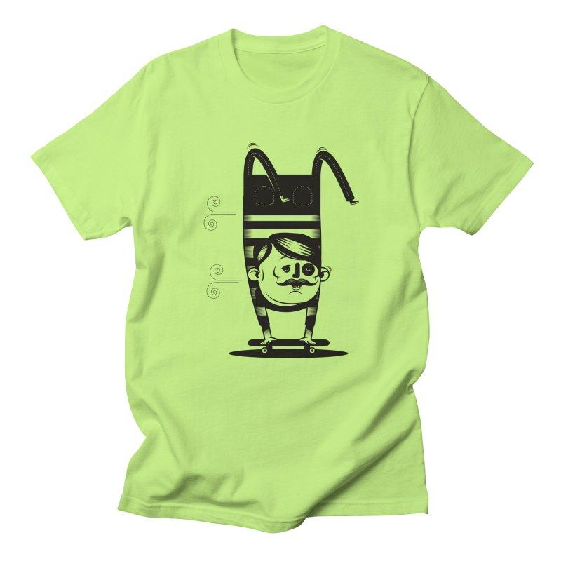 Handstand Men's T-Shirt by skatebored