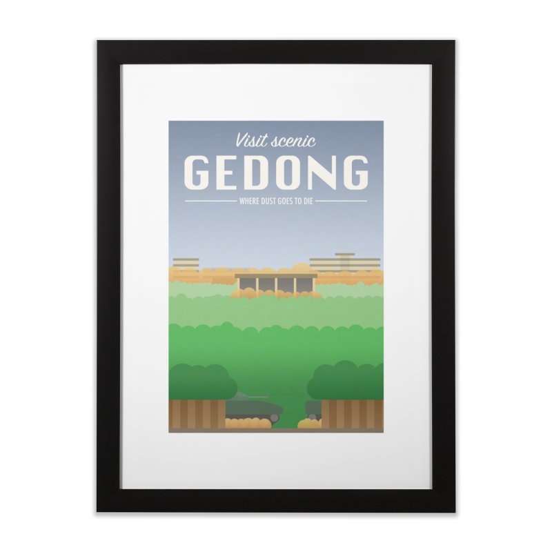 Visit Scenic Gedong Home Framed Fine Art Print by dylankwok's Artist Shop