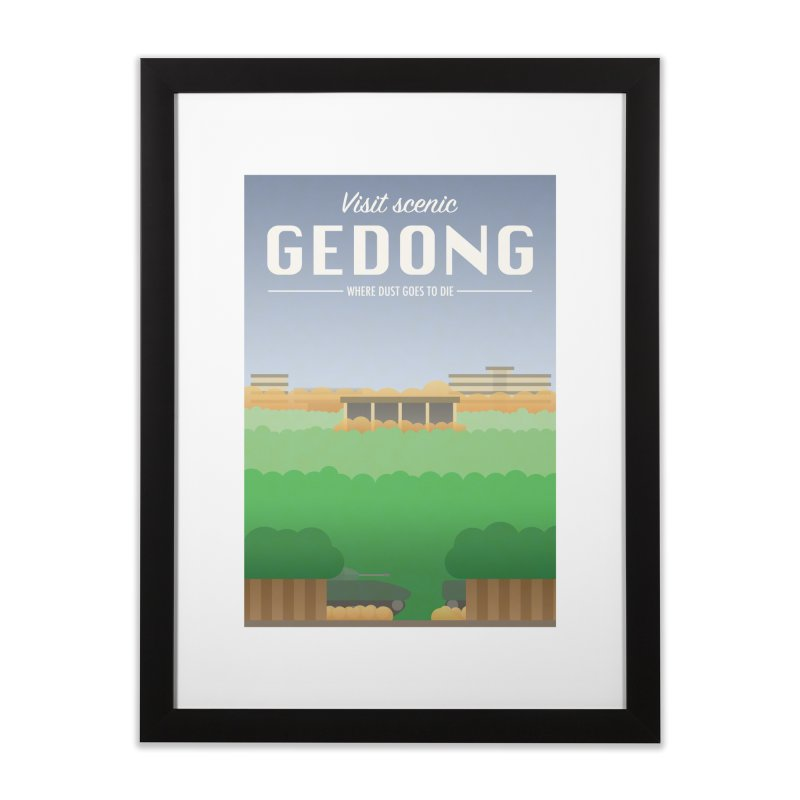 Visit Scenic Gedong Home Framed Fine Art Print by dylankwok's Artist Shop