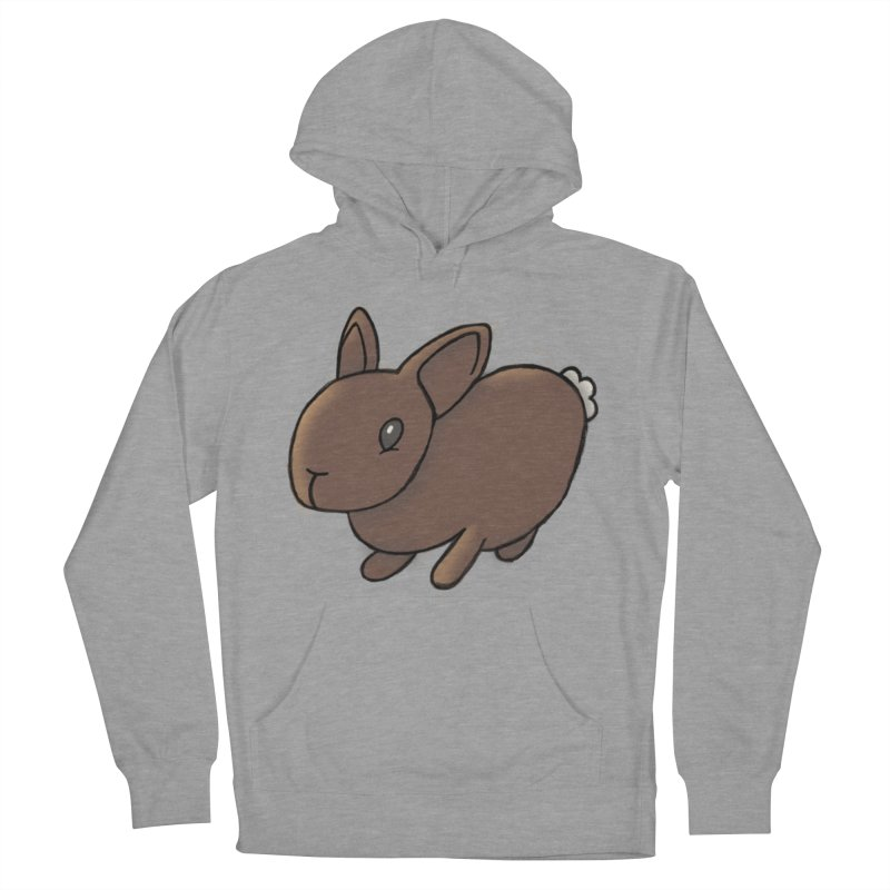 Rabbit Women's Pullover Hoody by dylanreed's Artist Shop