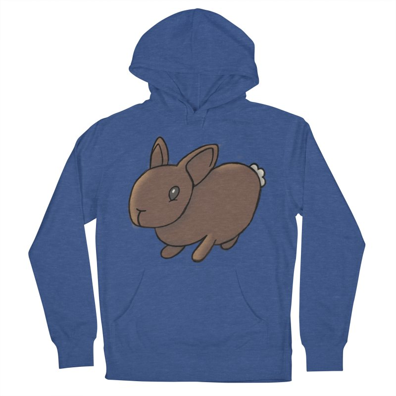 Rabbit Men's Pullover Hoody by dylanreed's Artist Shop