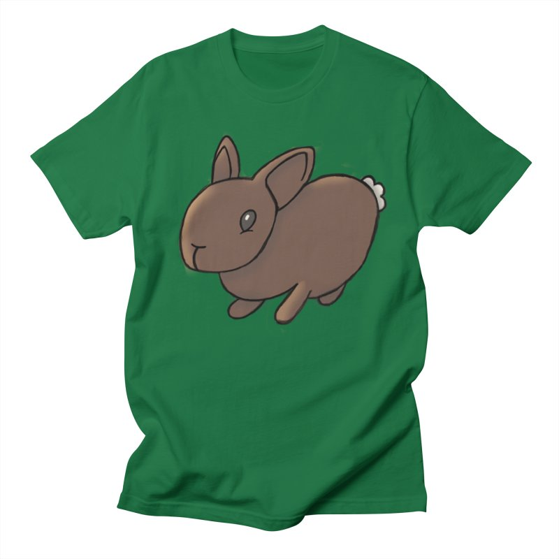 Rabbit Women's Unisex T-Shirt by dylanreed's Artist Shop