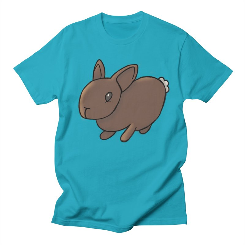 Rabbit Women's Regular Unisex T-Shirt by dylanreed's Artist Shop