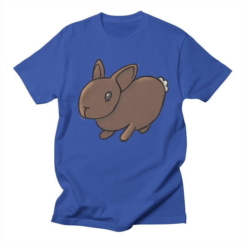 Rabbit Women's Unisex T-Shirt by dylanreed's Artist Shop