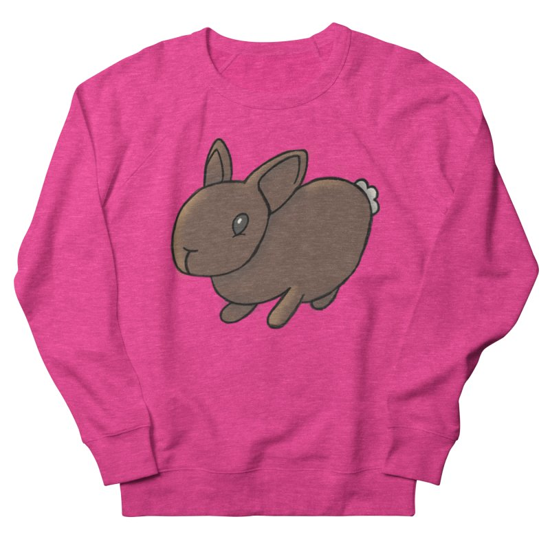 Rabbit Women's Sweatshirt by dylanreed's Artist Shop