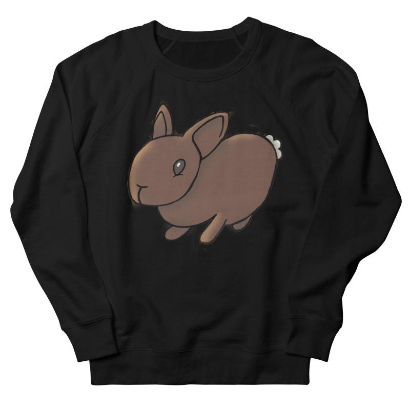 Rabbit Women's Sweatshirt by dylanreed's Artist Shop