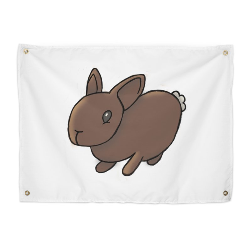 Rabbit Home Tapestry by dylanreed's Artist Shop