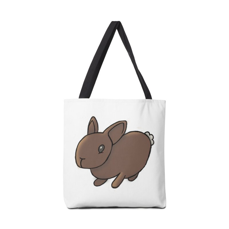 Rabbit Accessories Tote Bag Bag by dylanreed's Artist Shop