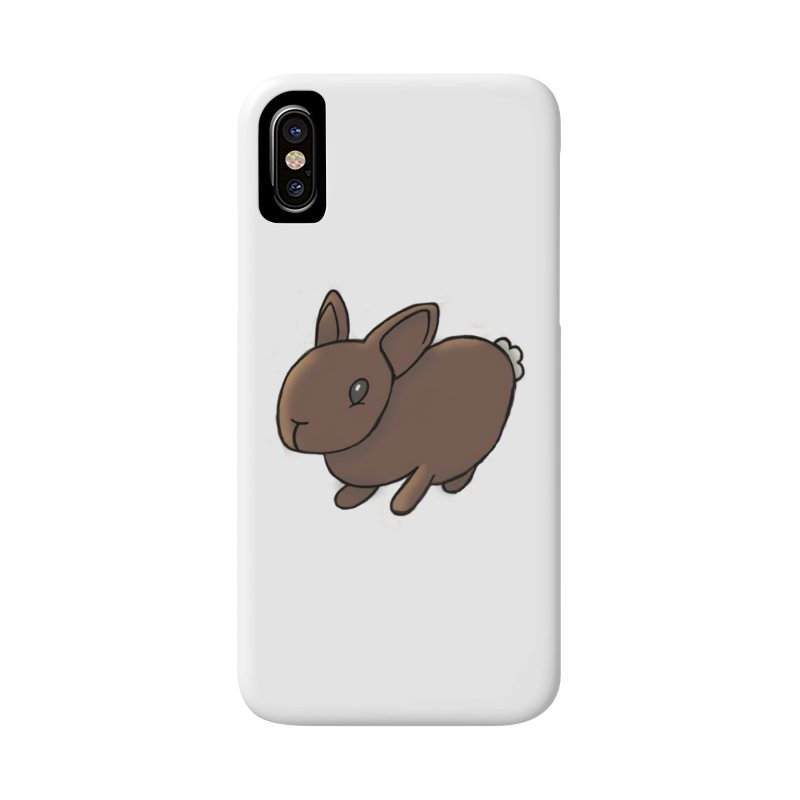 Rabbit Accessories Phone Case by dylanreed's Artist Shop