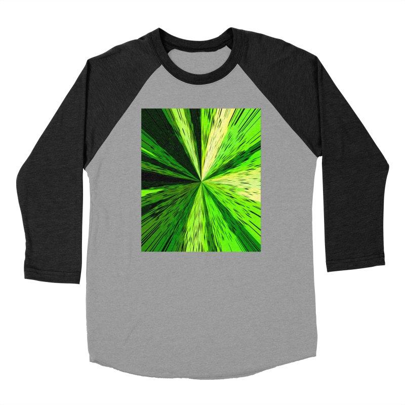 Green Zoom Green Men's Longsleeve T-Shirt by Korok Studios Artist Shop