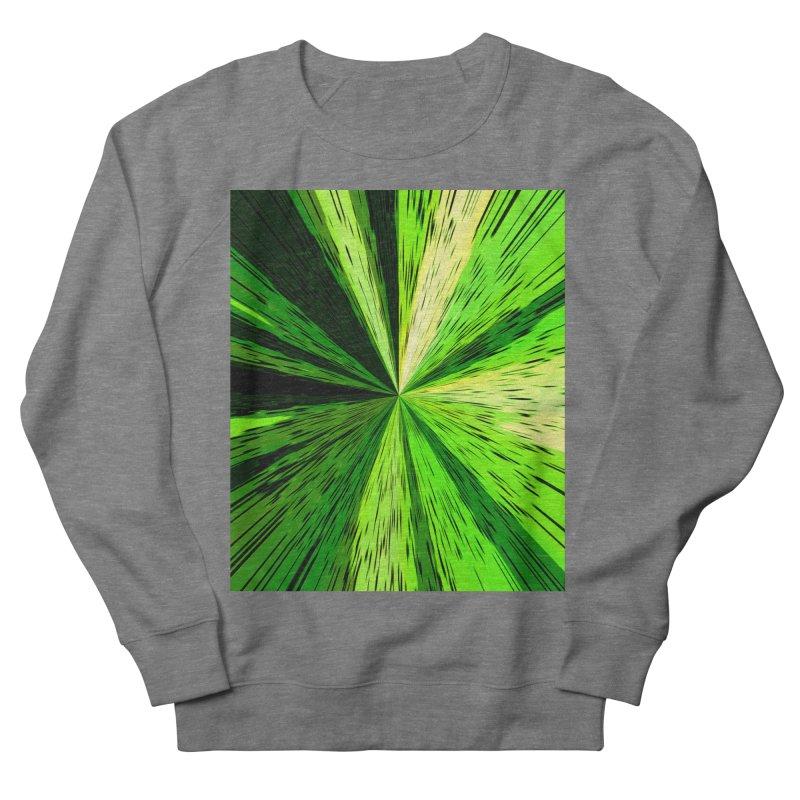 Green Zoom Green Women's Sweatshirt by Korok Studios Artist Shop