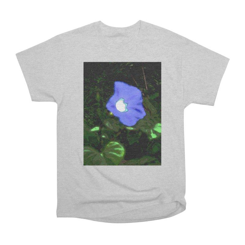 Morning Glory Abstract Men's T-Shirt by Korok Studios Artist Shop