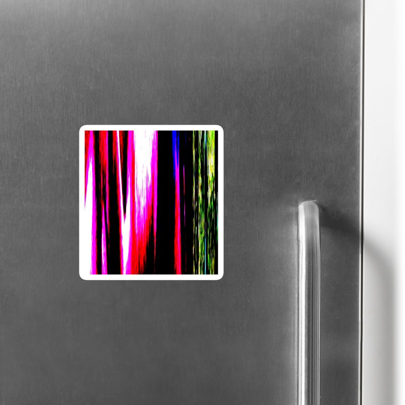 Abstract 3124 Accessories Magnet by Korok Studios Artist Shop