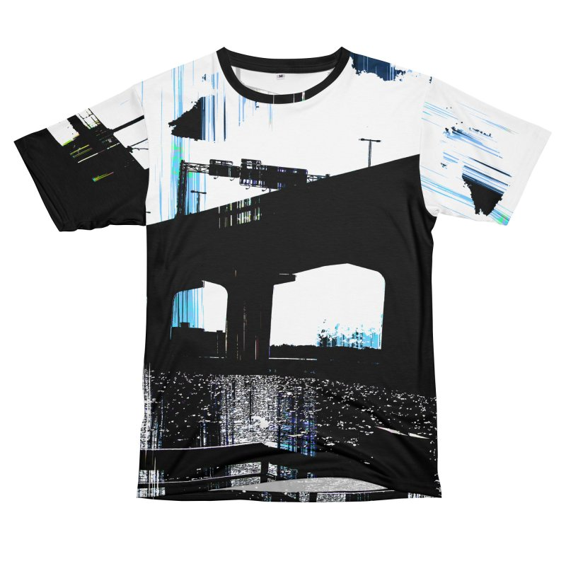 Under The Bridge 4978 Men's Cut & Sew by Korok Studios Artist Shop