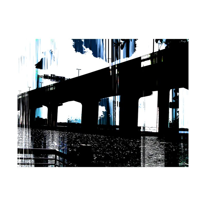 Under The Bridge 4978 Accessories Sticker by Korok Studios Artist Shop