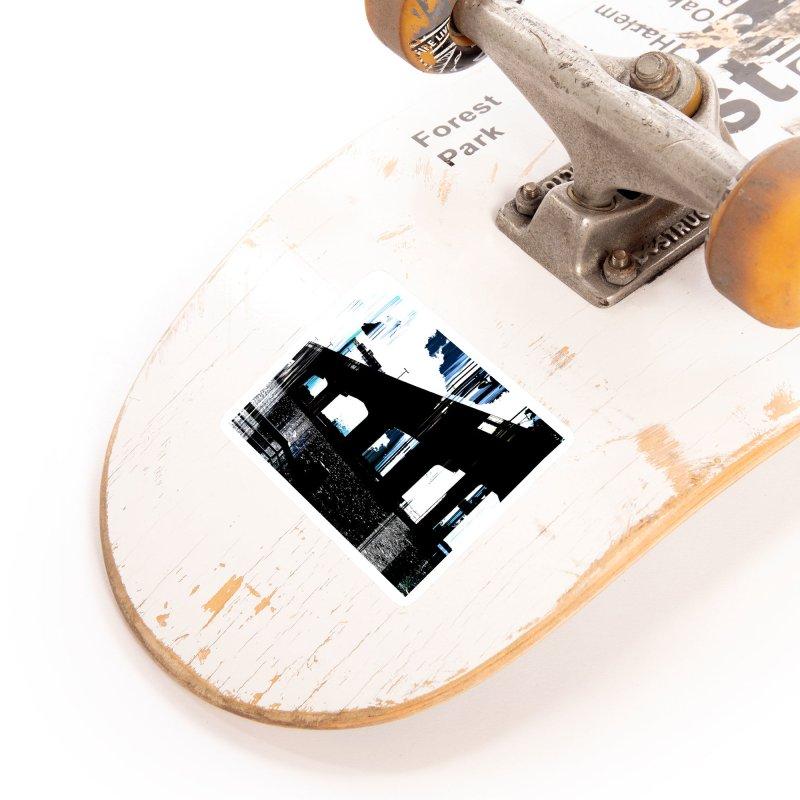 Under The Bridge 4978 Accessories Sticker by Korok Studios Artist Shop