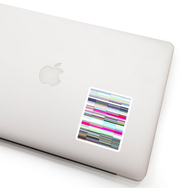 Horizontal Colour 20169 Accessories Sticker by Korok Studios Artist Shop