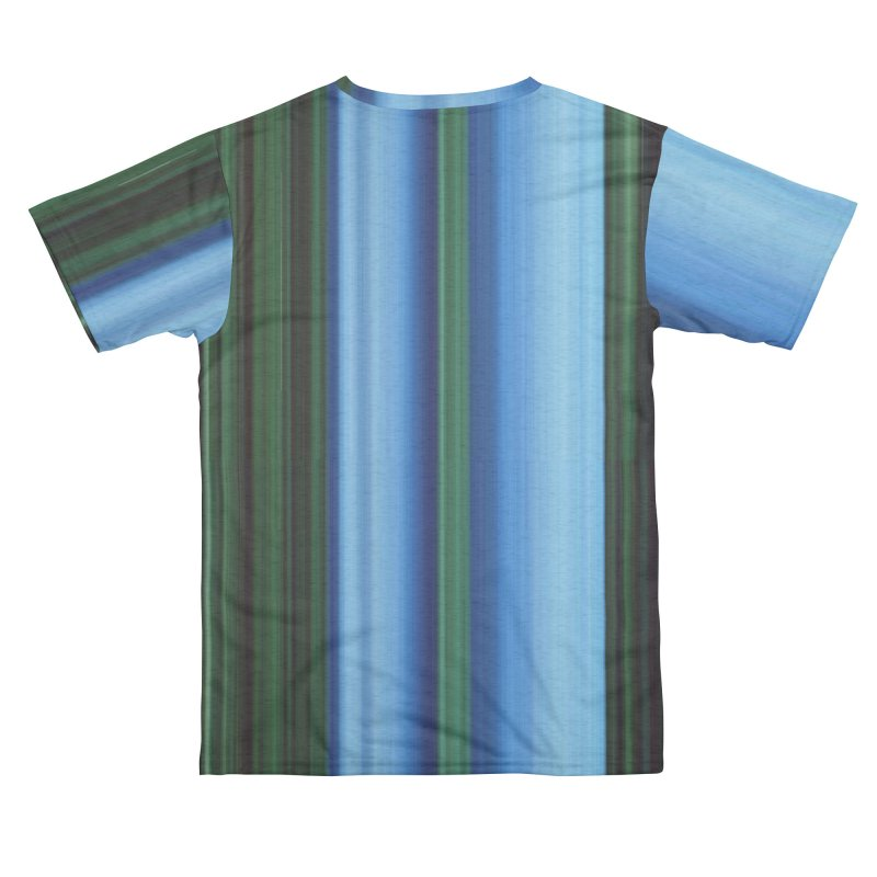 The Blue and The Green Women's Cut & Sew by Korok Studios Artist Shop