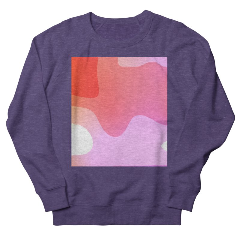 Red Calm 23 Women's Sweatshirt by Korok Studios Artist Shop